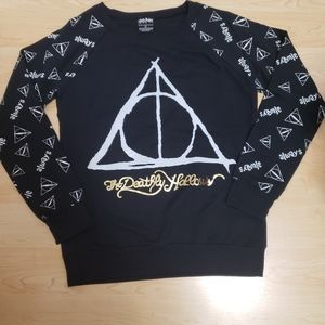Harry Potter Deathly Hallows Sweatshirt